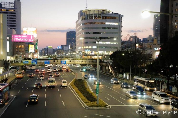 Promenade à Kobe dans le Kansai